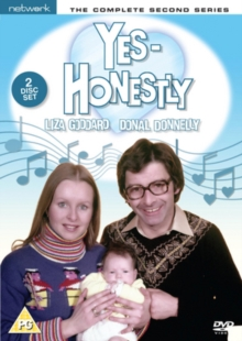 Yes, Honestly: The Complete Second Series, DVD  DVD