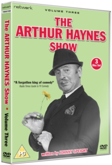 The Arthur Haynes Show: Volume 3, DVD