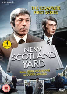New Scotland Yard: The Complete First Series, DVD