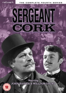 Sergeant Cork: Series 4, DVD