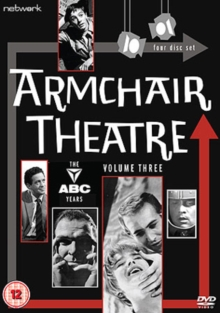 Armchair Theatre: Volume 3, DVD  DVD