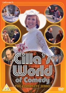 Cilla's World of Comedy: The Complete Series, DVD