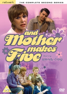 And Mother Makes Five: The Complete Second Series, DVD  DVD