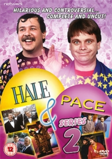 Hale and Pace: The Complete Second Series, DVD