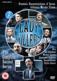 Lady Killers: The Complete Second Series, DVD