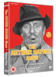 The Arthur Haynes Show: Volume 5, DVD