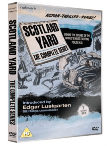 Scotland Yard: The Complete Series, DVD