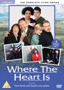 Where the Heart Is: The Complete Third Series, DVD