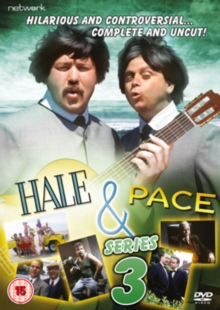 Hale and Pace: The Complete Third Series, DVD