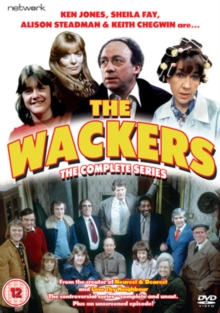 The Wackers: The Complete Series, DVD