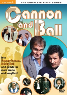 Cannon and Ball: The Complete Fifth Series, DVD
