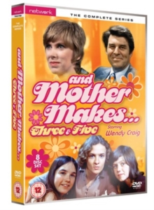 And Mother Makes...Three and Five: The Complete Series, DVD  DVD