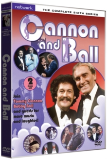 Cannon and Ball: The Complete Sixth Series, DVD
