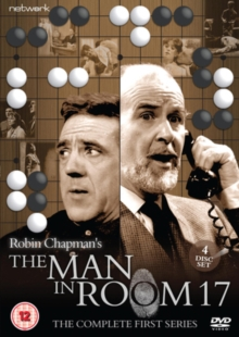 The Man in Room 17: The Complete First Series, DVD DVD