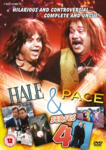 Hale and Pace: The Complete Fourth Series, DVD