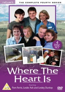 Where the Heart Is: The Complete Fourth Series, DVD