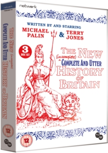 The New Incomplete Complete and Utter History of Britain, DVD