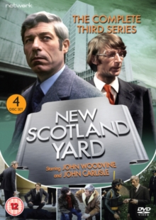 New Scotland Yard: The Complete Third Series, DVD