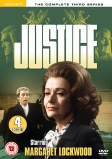 Justice: The Complete Third Series, DVD