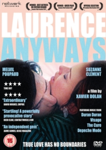 Laurence Anyways, DVD