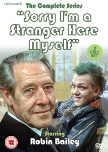 Sorry, I'm a Stranger Here Myself: The Complete Series, DVD