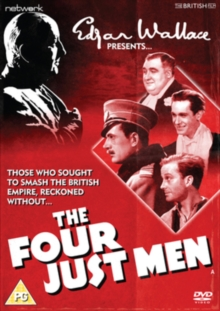 The Four Just Men, DVD
