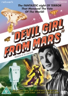 Devil Girl from Mars, DVD