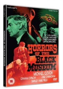 Horrors of the Black Museum, DVD