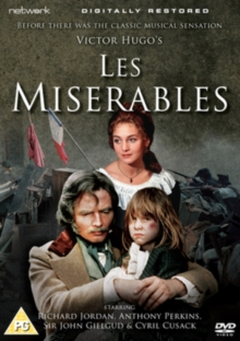 Les Miserables, DVD