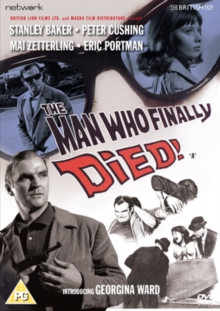 The Man Who Finally Died, DVD