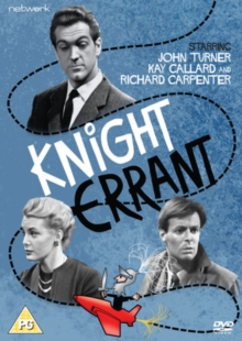 Knight Errant Limited, DVD