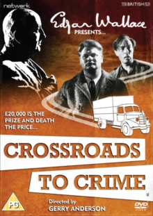 Crossroads to Crime, DVD