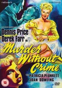 Murder Without Crime, DVD  DVD