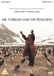 Mr Forbush and the Penguins, DVD