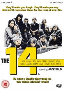The 14, DVD
