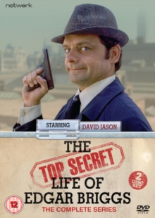 The Top Secret Life of Edgar Briggs, DVD