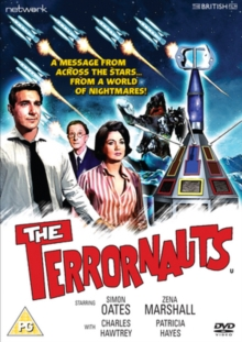 The Terrornauts, DVD DVD
