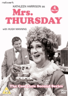 Mrs Thursday: The Complete Series 2, DVD