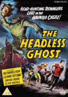 The Headless Ghost, DVD