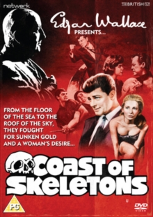 Coast of Skeletons, DVD