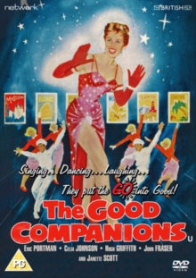 The Good Companions, DVD