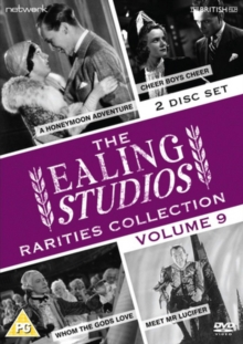 Ealing Studios Rarities Collection: Volume 9, DVD