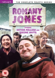 Romany Jones: Complete Series 4, DVD  DVD