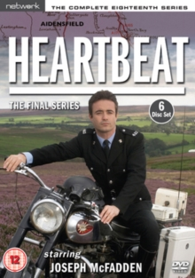 Heartbeat: The Complete Eighteenth Series, DVD