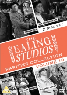 Ealing Studios Rarities Collection: Volume 10, DVD