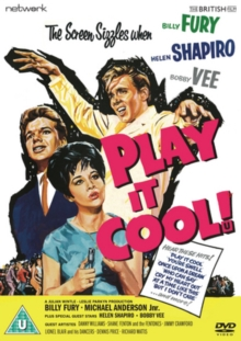Play It Cool!, DVD