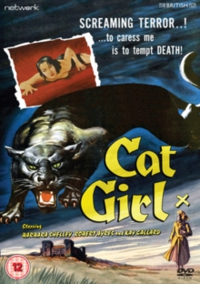 Cat Girl, DVD