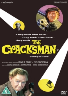 The Cracksman, DVD