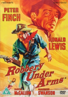 Robbery Under Arms, DVD