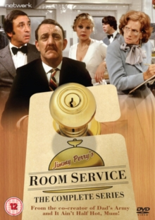Room Service: The Complete Series, DVD